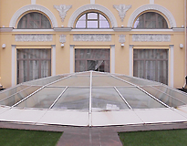Ремонт оштукатуренной стены фасада